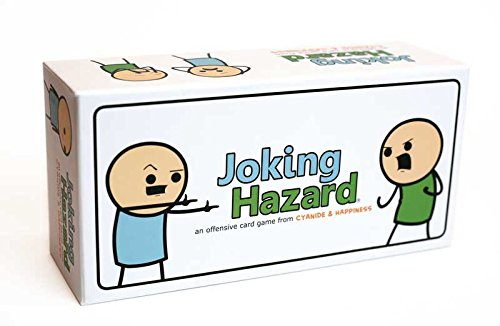 Парти Игра с Карти - Joking Hazard - Базова Игра