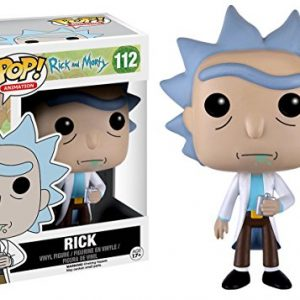 Funko Pop! Television: Rick and Morty - Rick