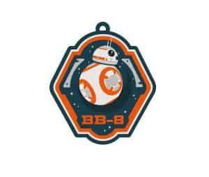 Star Wars Episode VII BB-8 Ключодържател 6 cm