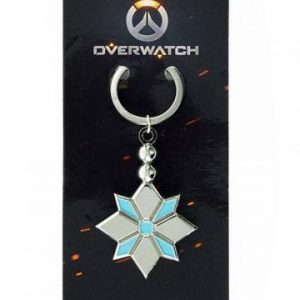 Overwatch Метален Ключодържател - Mei