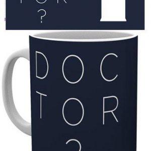 Чаша Doctor Who Doctor Who Type