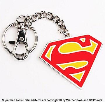 Метален Ключодържател Superman Лого