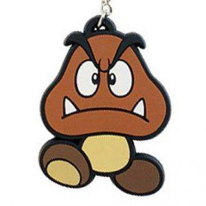 Ключодържател Super Mario Bros. - Goomba 6 cm