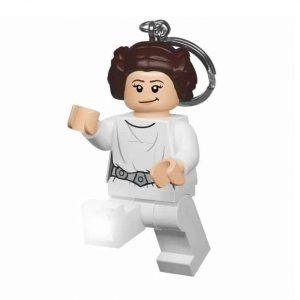Lego Star Wars Светещ Голям Ключодържател Princess Leia