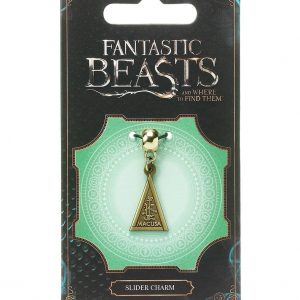 Fantastic Beasts Висулка Macusa (antique brass plated)