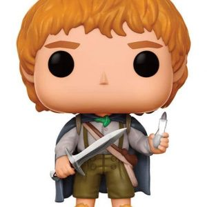 Funko POP! Фигурка - Lord of the Rings - Samwise Gamgee 8 cm POP! Movies