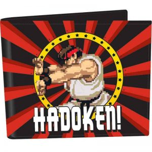 Портфейл Street Fighter Hadoken