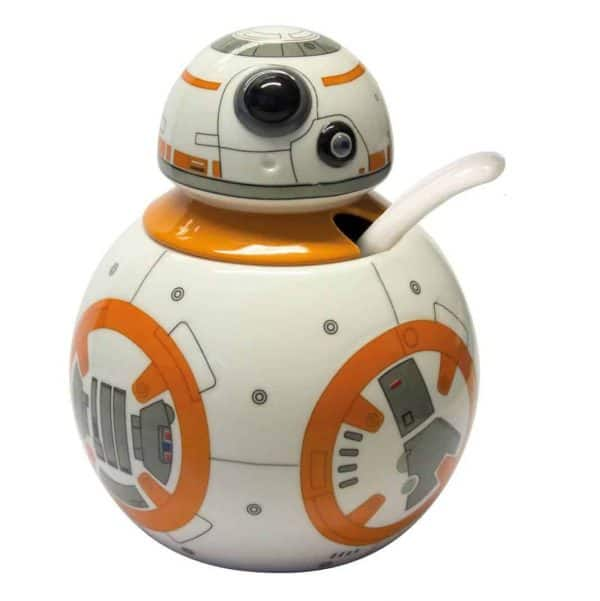*Визуален Недостатък* Захарница Star Wars Episode VII - BB-8