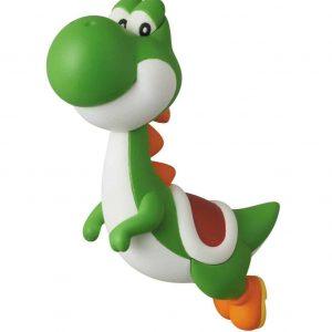Колекционерска Фигурка - Nintendo UDF Series 2 - Yoshi (Super Mario World) 6 cm
