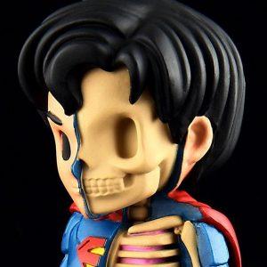 DC Comics XXRAY Колекционерска Фигурка Superman - Wave 1 - 10 cm