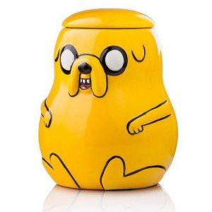 Adventure Time Керамичен Буркан за Сладки и Бисквитки (Cookie Jar) Jake