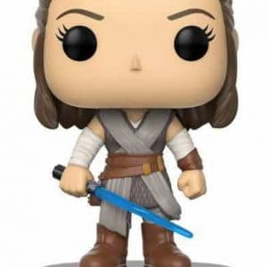 Funko POP! Фигурка - Star Wars Episode VIII - Rey 9 cm