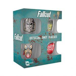 Комплект от 4 бр. Шотове - Fallout 4