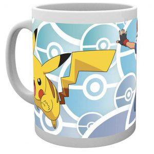 Чаша Pokemon I Choose You