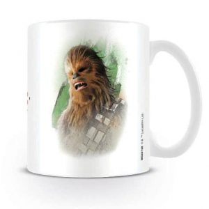 Чаша Star Wars Episode VIII Chewbacca Brushstroke
