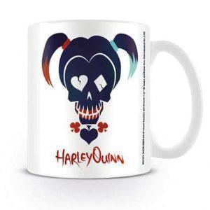 Чаша Suicide Squad - Harley Quinn Skull