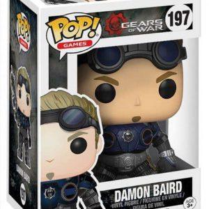 Funko POP! Фигурка - Gears of War - Damon Baird 9 cm POP! Games