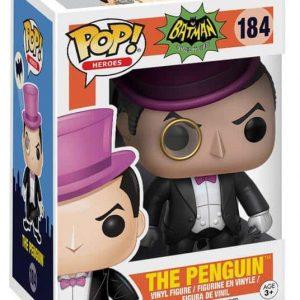 Funko POP! Фигурка - Batman 1966 - Penguin 9 cm POP! Heroes