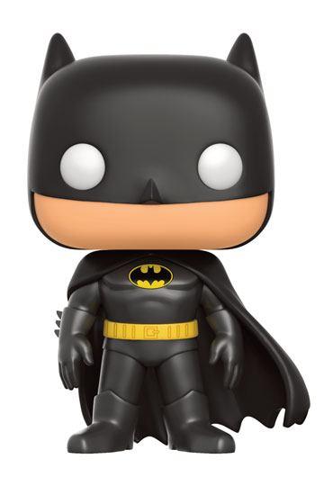 Funko POP! Фигурка - DC Comics - Classic Batman (Flowing Cape) 9 cm - POP! Heroes