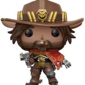 Funko POP! Фигурка - Overwatch - McCree 9 cm - POP! Games