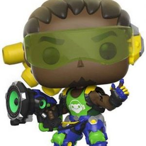 Funko POP! Фигурка - Overwatch - Lucio 9 cm - POP! Games