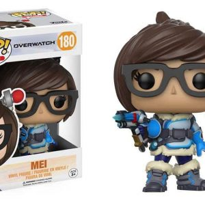 Funko POP! Фигурка – Overwatch - Mei 9 cm POP! Games