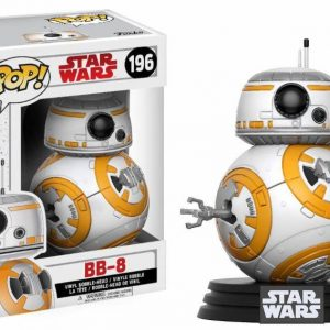 Funko POP! Фигурка - Star Wars Episode VIII - BB-8 9 cm