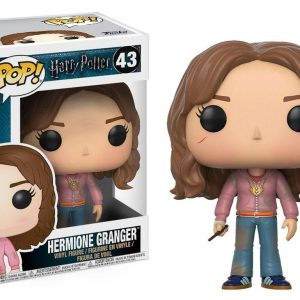 Funko POP! Фигурка - Harry Potter - Hermione with Time Turner 9 cm - POP! Movies - Хърмаяни Грейнджър