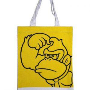 Super Mario Пазарска Чанта (Tote Bag) - Donkey Kong