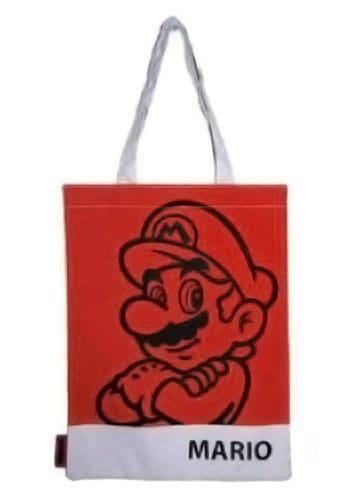 Super Mario Пазарска Чанта (Tote Bag) - Mario