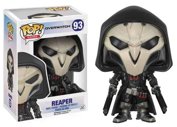 Funko POP! Фигурка – Overwatch - Reaper 9 cm POP! Games
