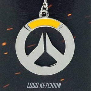Метален Ключодържател Overwatch Logo