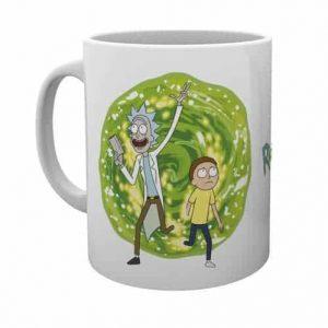 Чаша Rick and Morty - Portal