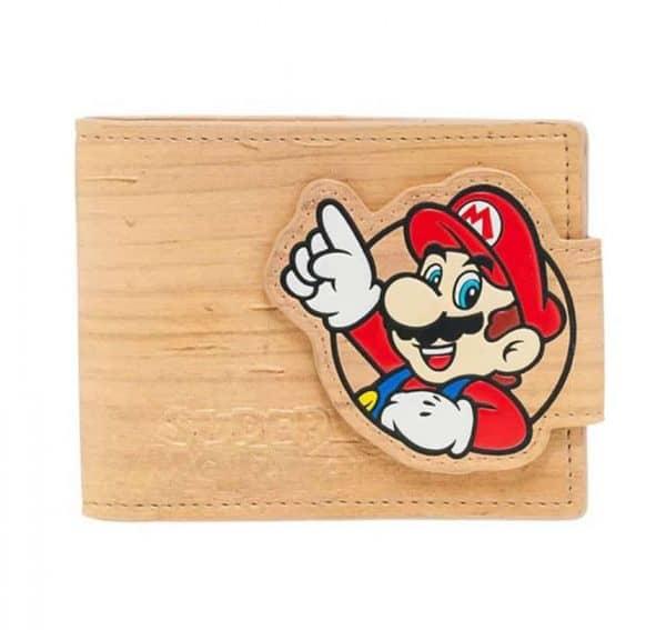 Nintendo Woodgrain Портфейл