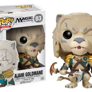 Funko POP! Фигурка Magic the Gathering Ajani Goldmane 10 cm POP! Vinyl