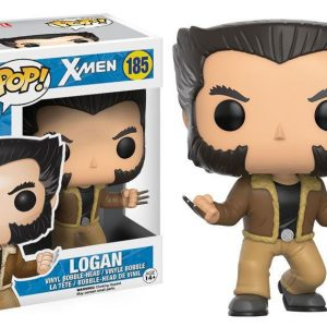 Funko POP! Фигурка X-Men - Logan 9 cm POP! Marvel