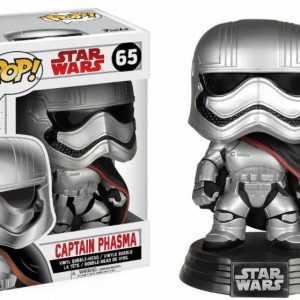 Funko POP! Фигурка – Star Wars Episode VIII POP! - Captain Phasma 9 cm