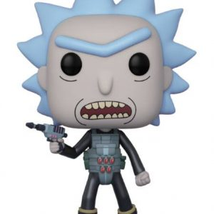 Funko POP! Фигурка Rick and Morty - Prison Escape Rick 9 cm POP! Animation