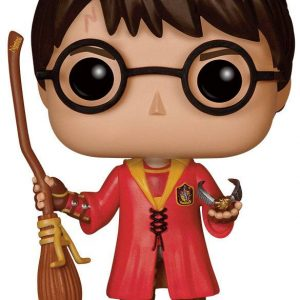 Funko POP! Фигурка Harry Potter - Harry Potter Quidditch 9 cm POP! Movies