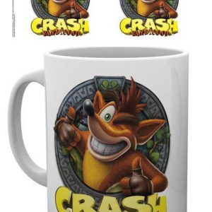 Crash Bandicoot Чаша - Crash