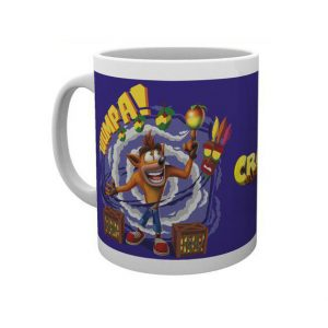 Crash Bandicoot Чаша - Wumpa