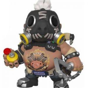 Голяма Funko POP! Фигурка Overwatch Oversized - Roadhog 15 cm POP! Games