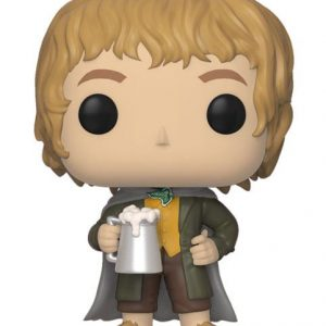 Funko POP! Фигурка Lord of the Rings - Merry Brandybuck 9 cm POP! Movies