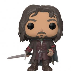 Funko POP! Фигурка Lord of the Rings - Aragorn 9 cm POP! Movies