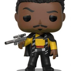 Funko POP! Фигурка Star Wars Solo - Bobble-Head - Lando Calrissian 9 cm POP! Movies