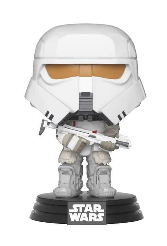 Funko POP! Фигурка Star Wars Solo - Bobble-Head - Ranger Trooper 9 cm POP! Movies
