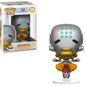 Funko POP! Фигурка Overwatch - Zenyatta 9 cm POP! Games