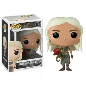 Funko POP! Фигурка Game Of Thrones - Daenerys Targaryen 9cm POP! Television