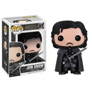 Funko POP! Фигурка Game Of Thrones - Jon Snow v.1 POP! Television