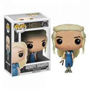 Funko POP! Фигурка Game Of Thrones - Daenerys Targaryen In Blue Dress POP! Television